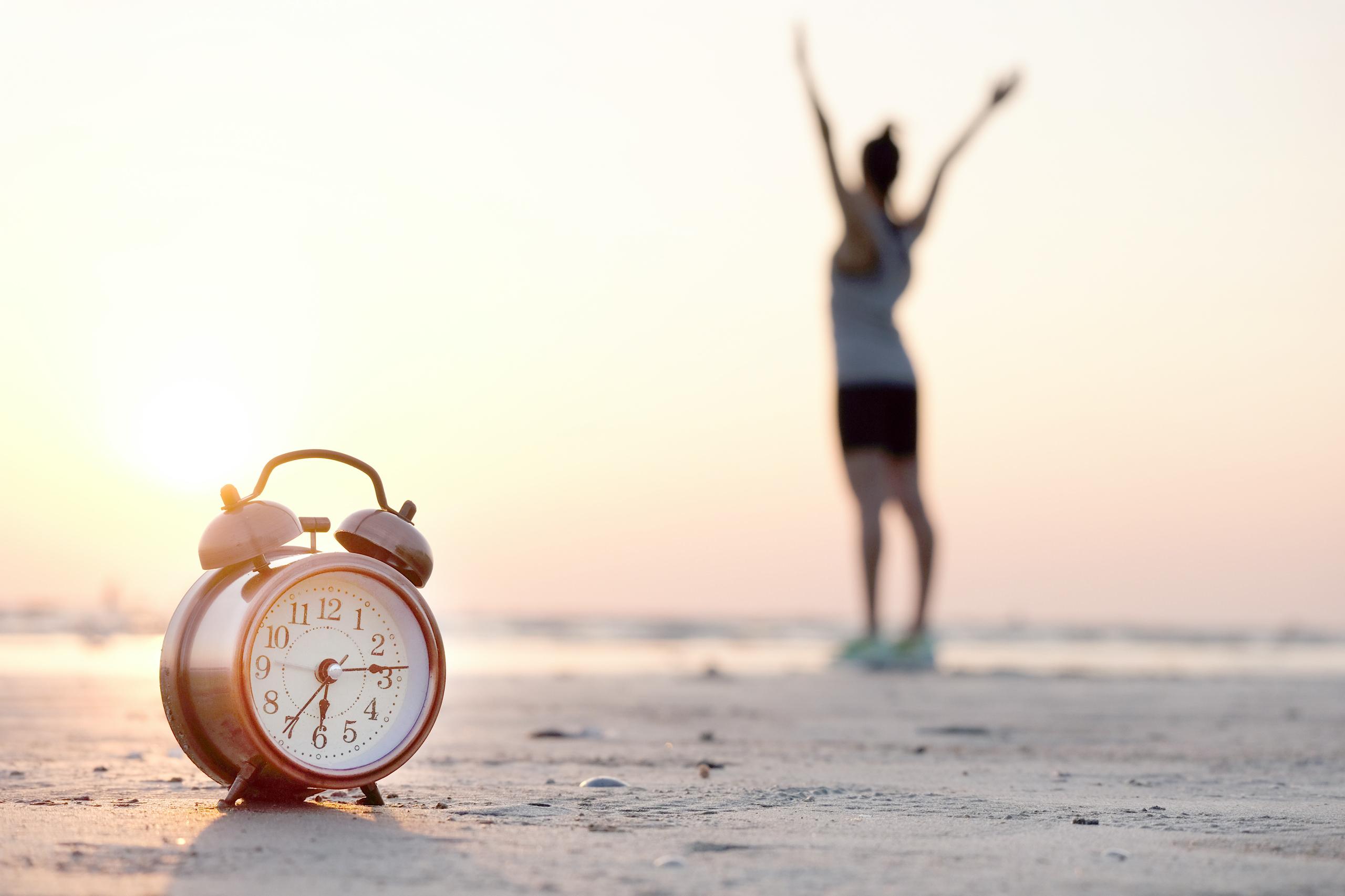 朝活の効果的な時間はどれくらい?